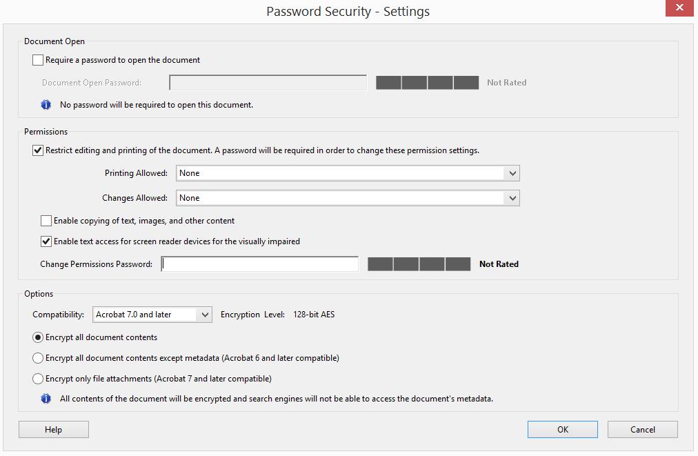 PDF Security | Drumlin Security