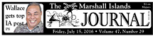 Marshall Islands Journal